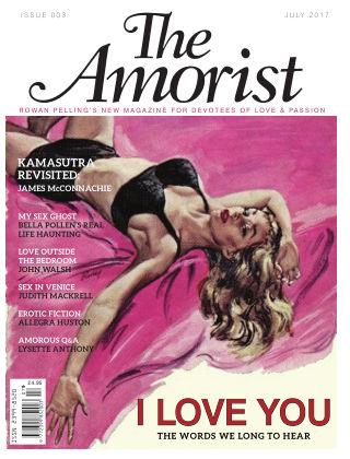 The Amorist July 2017