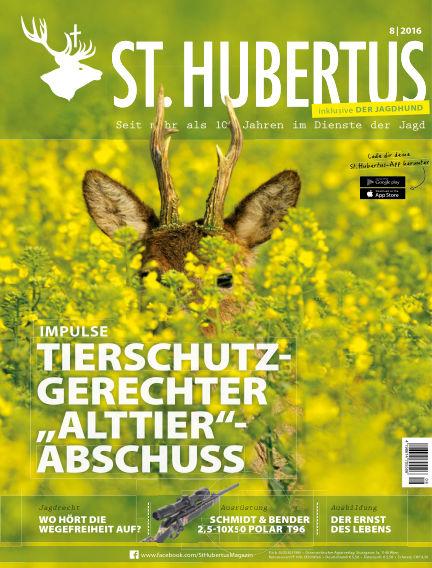 St. Hubertus August 09, 2016 00:00