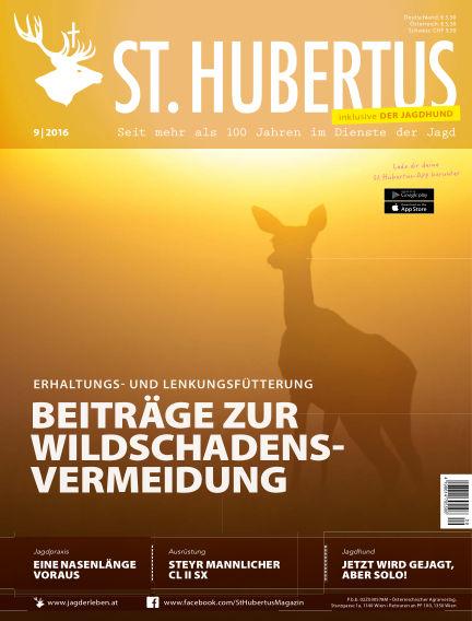 St. Hubertus September 01, 2016 00:00