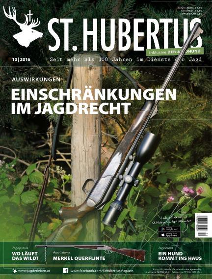 St. Hubertus October 04, 2016 00:00