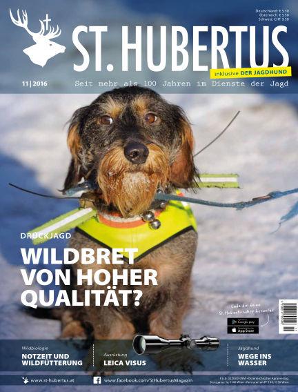 St. Hubertus November 02, 2016 00:00