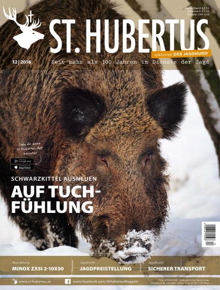 St. Hubertus December 01, 2016 00:00