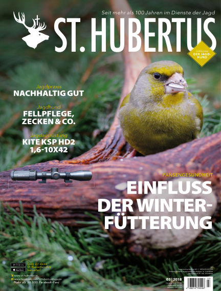 St. Hubertus March 01, 2018 00:00