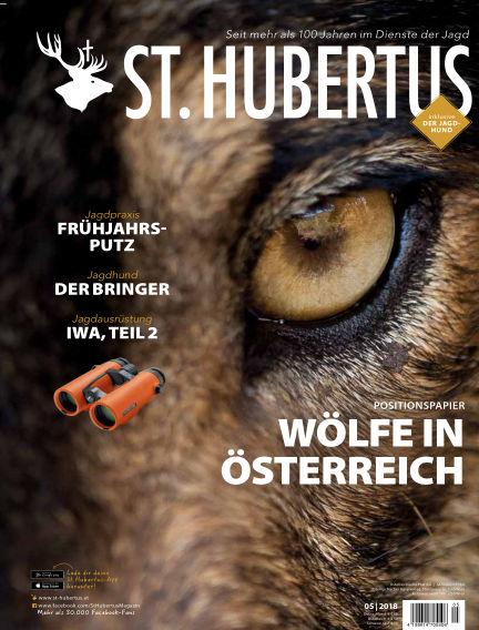 St. Hubertus May 02, 2018 00:00