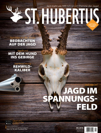 St. Hubertus August 08, 2018 00:00