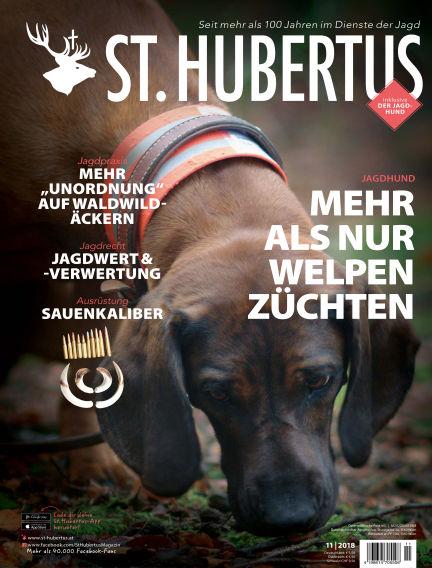 St. Hubertus October 31, 2018 00:00