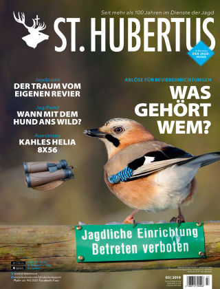 St. Hubertus 03/2019