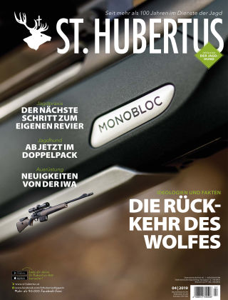 St. Hubertus 04/2019