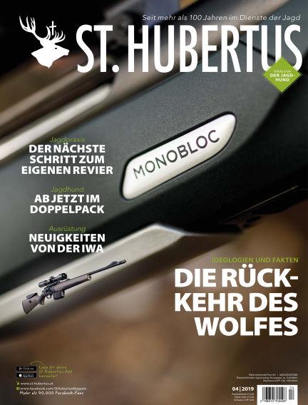 St. Hubertus April 01, 2019 00:00