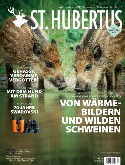 St. Hubertus July 01, 2019 00:00