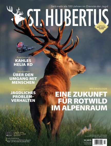 St. Hubertus October 01, 2019 00:00