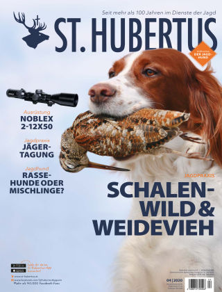 St. Hubertus 4/2020