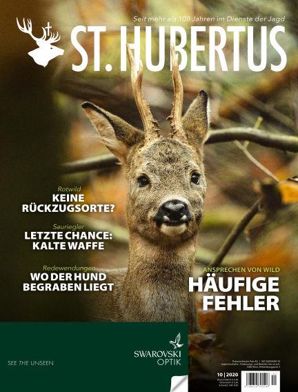 St. Hubertus September 25, 2020 00:00