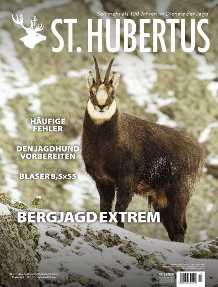 St. Hubertus November 01, 2020 00:00