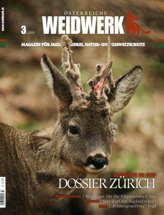WEIDWERK 3/2018