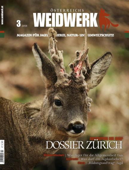 WEIDWERK March 01, 2018 00:00