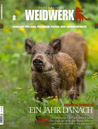 WEIDWERK 8/2018