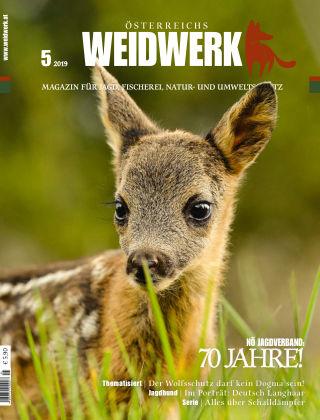 WEIDWERK 05/2019