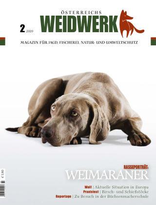 WEIDWERK 02/2020