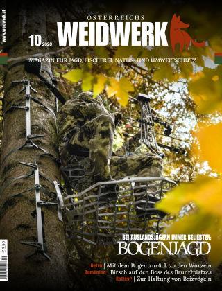 WEIDWERK 10/2020