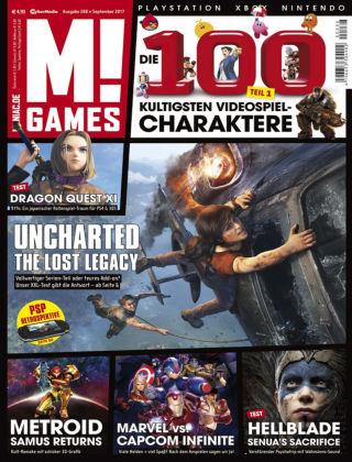 M! GAMES 288 (September 2017)