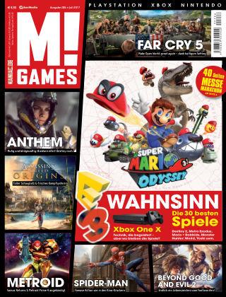 M! GAMES 286 (Juli 2017)