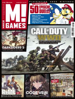 M! GAMES 285 (Juni 2017)