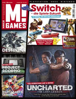 M! GAMES 284 (Mai 2017)