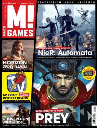 M! GAMES 282 (März 2017)
