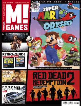 M! GAMES 290 (November 2017)