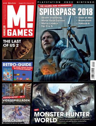 M! GAMES 293 (Februar 2018)