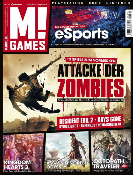 M! GAMES July 27, 2018 00:00