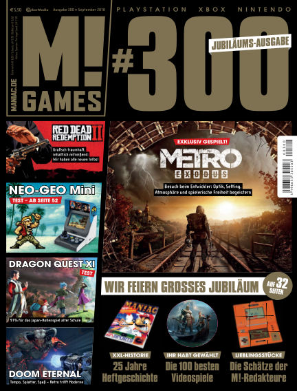 M! GAMES August 24, 2018 00:00