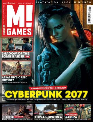 M! GAMES 301