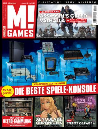 M! GAMES 321