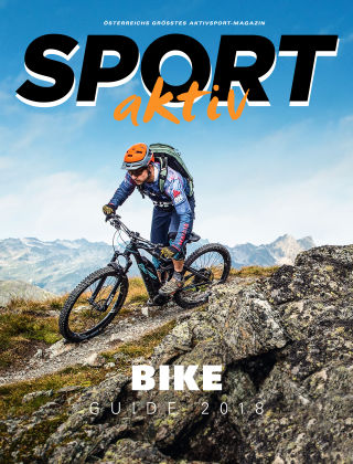 SPORTaktiv Bikeguide 2018