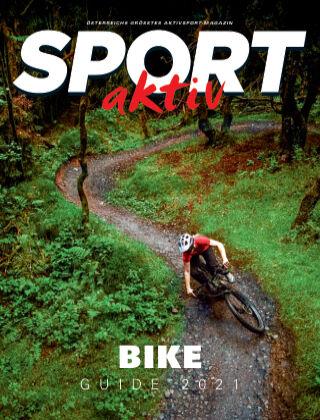 SPORTaktiv Bikeguide 2021