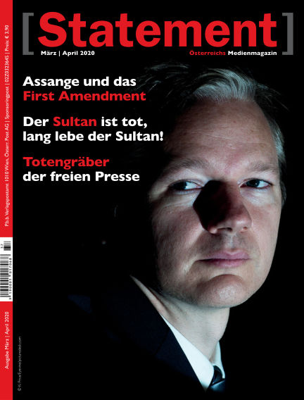 [Statement] - Österreichs Medienmagazin March 10, 2020 00:00