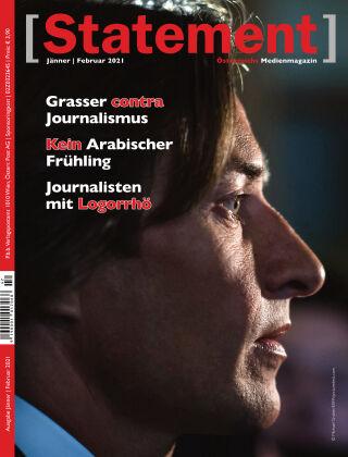[Statement] - Österreichs Medienmagazin Jänner-Februar 2021