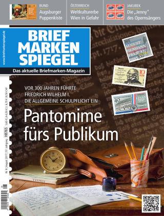 BRIEFMARKEN SPIEGEL 08/2017