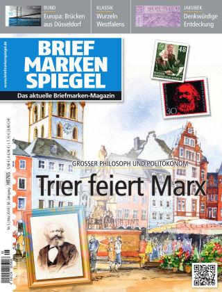 BRIEFMARKEN SPIEGEL 05/2018
