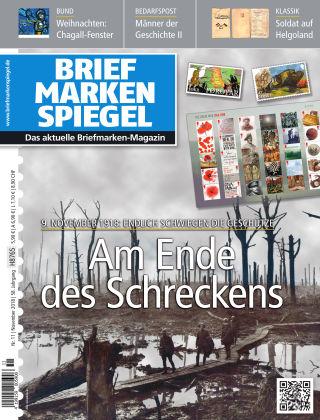 BRIEFMARKEN SPIEGEL 11/2018