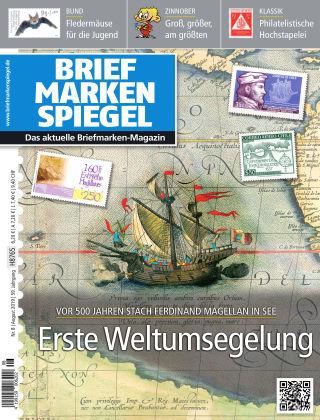 BRIEFMARKEN SPIEGEL 08/2019