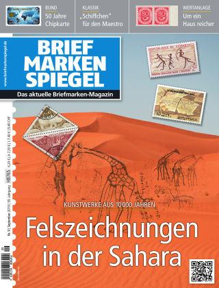 BRIEFMARKEN SPIEGEL 09/2019