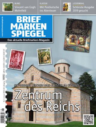 BRIEFMARKEN SPIEGEL 01/2020