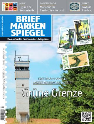 BRIEFMARKEN SPIEGEL 03/2020