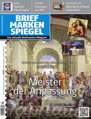 BRIEFMARKEN SPIEGEL 04/2020