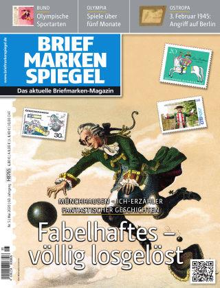 BRIEFMARKEN SPIEGEL 05/2020