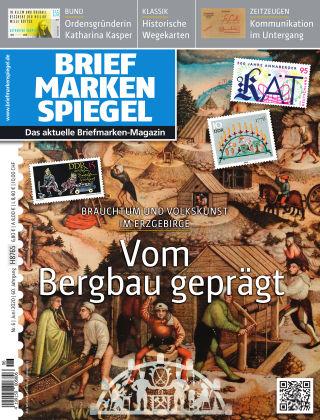 BRIEFMARKEN SPIEGEL 06/2020