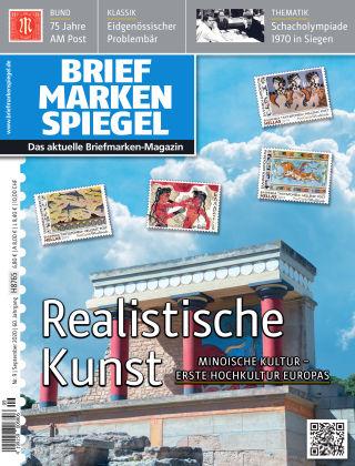 BRIEFMARKEN SPIEGEL 09/2020